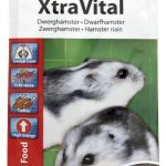Beaphar - XtraVital, alimentation premium - hamster nain - 500 g - Lot de 5