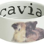Beeztees Snapshot Mangeoire en Céramique pour Hamster Blanc 10 x 4 cm