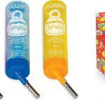 Classic - Bouteille d'eau Classic Colortone pour hamster - 150 ml