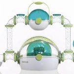 Habitrail Cage Ovo Mini Rougeur pour Souris Diamètre 34 cm