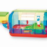 Habitrail Playground Cage pour Hamster 40x25x24 cm