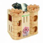 Karlie - Château-fort pour hamster