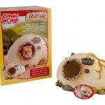 Living World Cachette Toilet Hillside Hamster et Gerbille