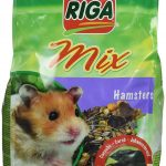 Riga Mix Nourriture Caroube pour Hamster 1 kg - Lot de 3