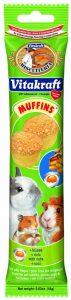 Vitakraft - 10324 - Muffins Arachides Hamster - 18 g