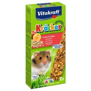 Vitakraft - 25154 - Kräcker Fruits Hamsters P2