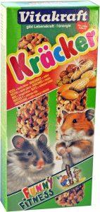 Vitakraft - 25207 - Kräcker aux Noix - Hamsters P2