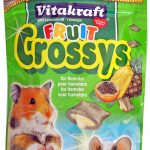Vitakraft - 25785 - Fruit Crossys Hamsters