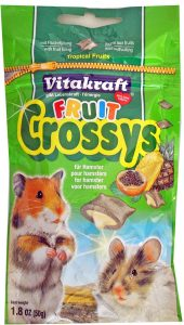 Vitakraft - 25785 - Fruit Crossys Hamsters